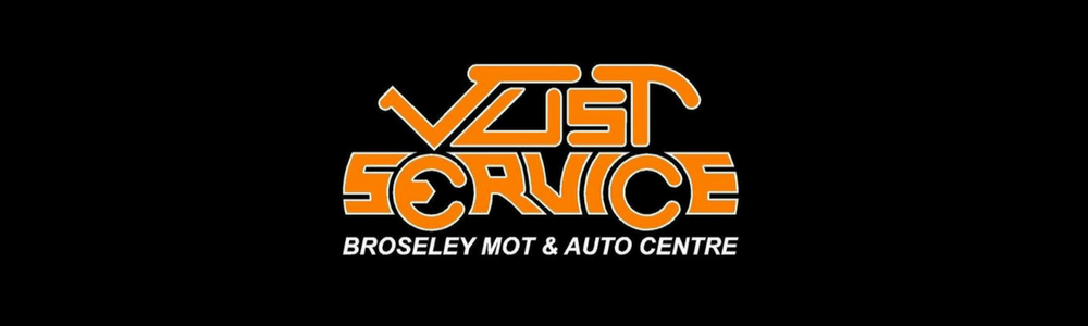 Just Service Broseley Logo